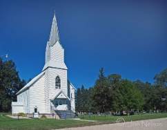 Lake_Johanna_Lutheran_church_near_Sunburg